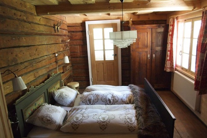 Schlafzimmer 2 pers.