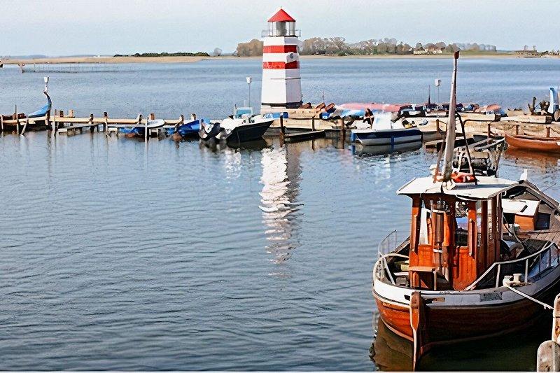 Fischerhafen Waase