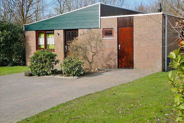Bungalow en el parque 2 Breezand en Vrouwenpolder - imágen 1