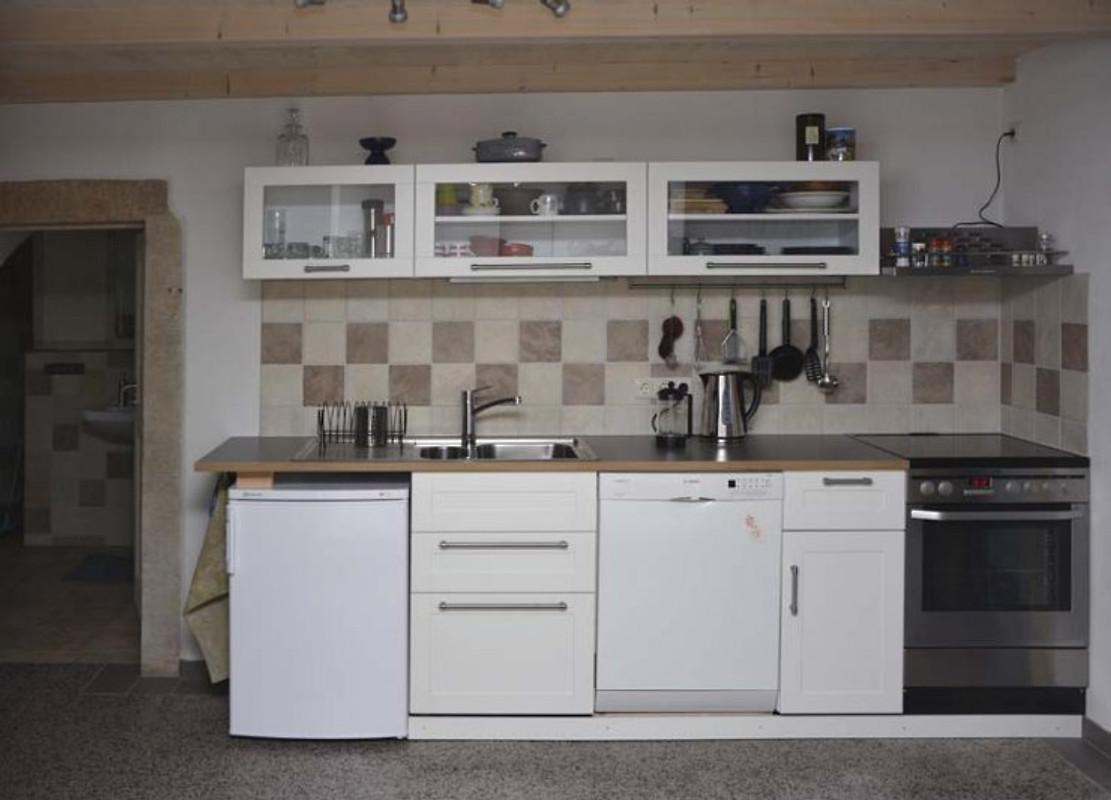 kunsthof borsberg ferienwohnung in borsberg mieten. Black Bedroom Furniture Sets. Home Design Ideas