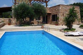 Villa Blumare with sea view