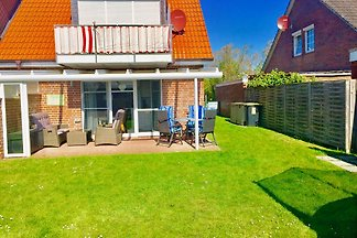 Holiday flat family holiday Norddeich