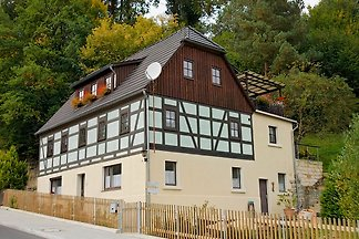 Holiday flat in Bad Schandau