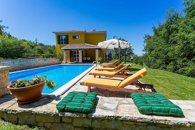 Villa Splendida zur Alleinnutzung