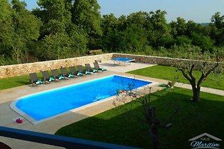 Casa de vacaciones en Visnjan