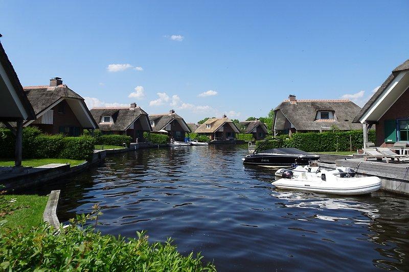 Ferienwohnungen am Wasser - Waterpark Belterwiede
