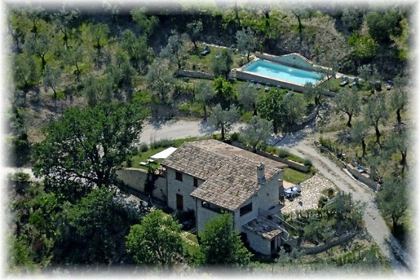 Casale Materia Ella in Ferentillo - immagine 1
