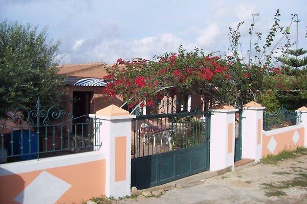 Casa Francesco mit Garten