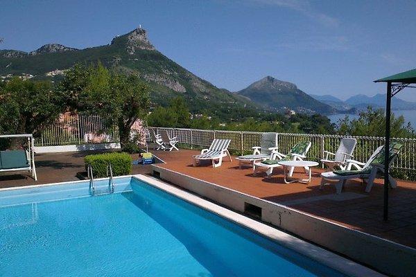 Villa Tre Cancelli à Maratea - Image 1