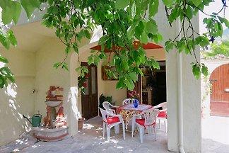 Romantisches Natursteinhaus Luisa