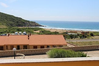 Plage Appartement Porto Alabe