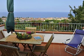 Holiday flat in Capo Vaticano