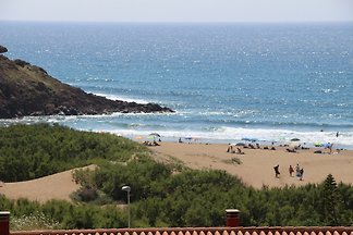 Beach apartment Porto Alabe
