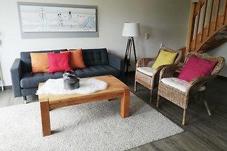 Vakantie-appartement in Hooksiel
