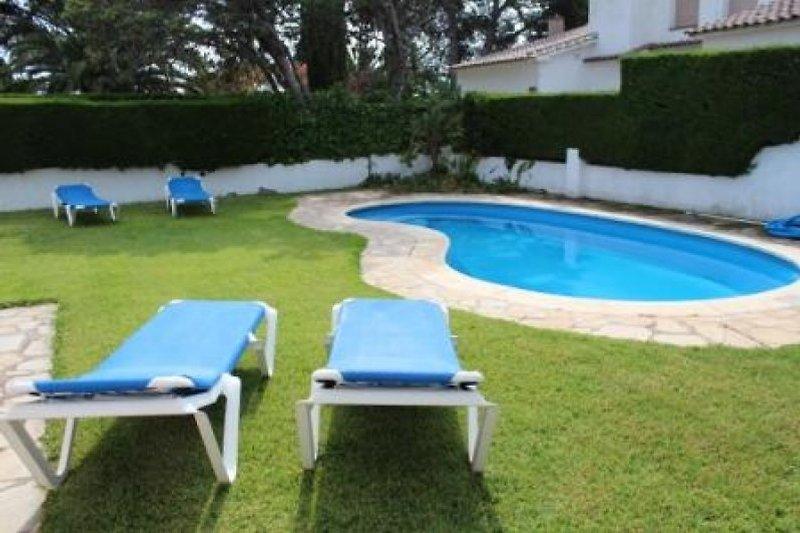 Garten -Pool