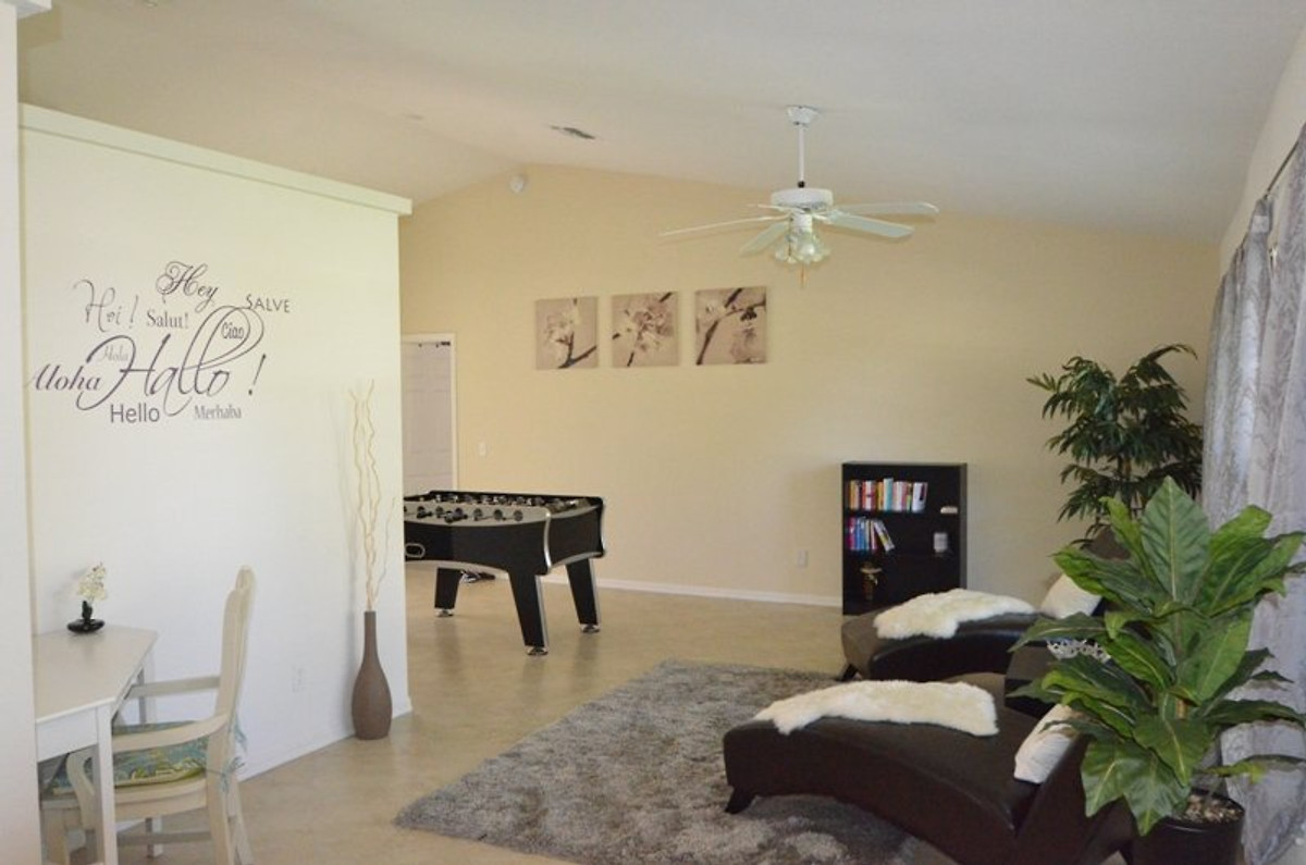 Villa Sunshine Paradies - Ferienhaus in Cape Coral mieten