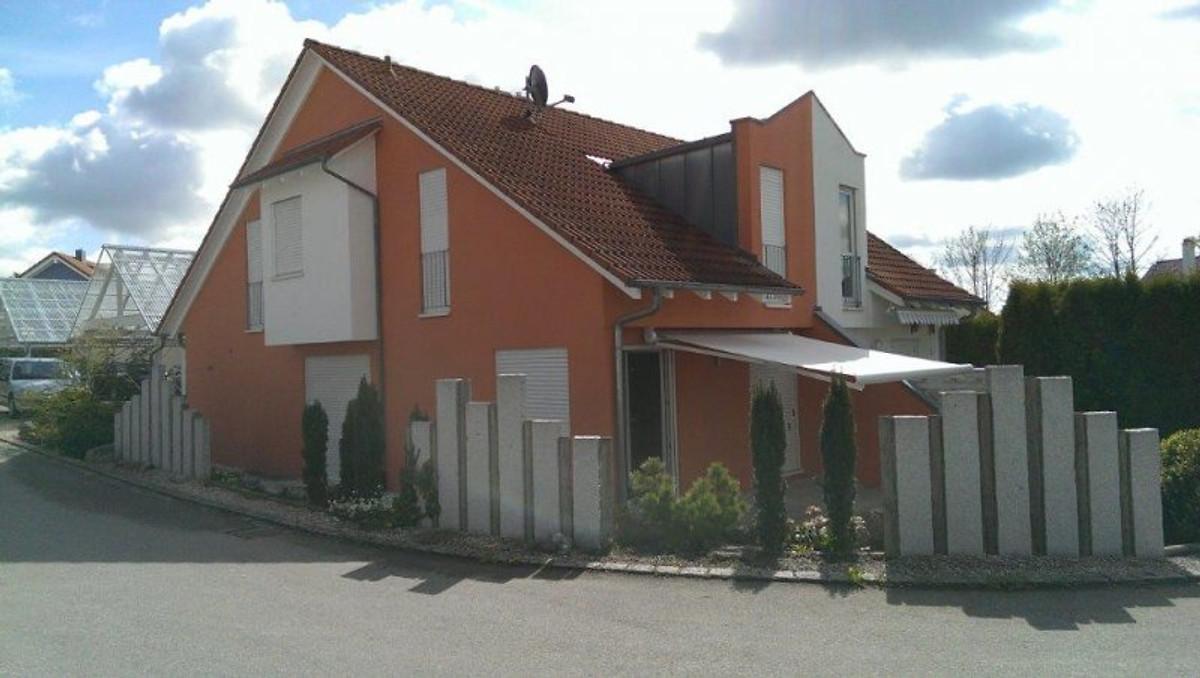 maison flair ferienhaus ferienhaus in ebersbach musbach mieten. Black Bedroom Furniture Sets. Home Design Ideas