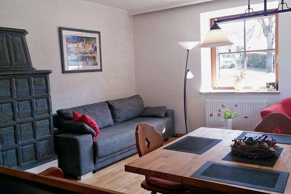 Delux Apartment mit Kachelofen in Gundersheim - Bild 1