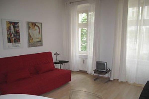 modernes aparment ferienwohnung in prenzlauer berg mieten. Black Bedroom Furniture Sets. Home Design Ideas