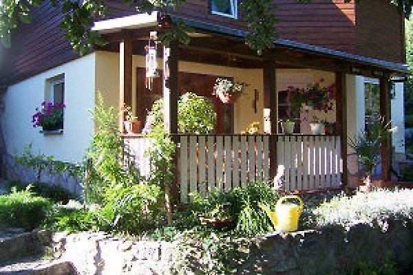 Ferienhaus Hagenwinkel mit Haustier in Quedlinburg - Bild 1