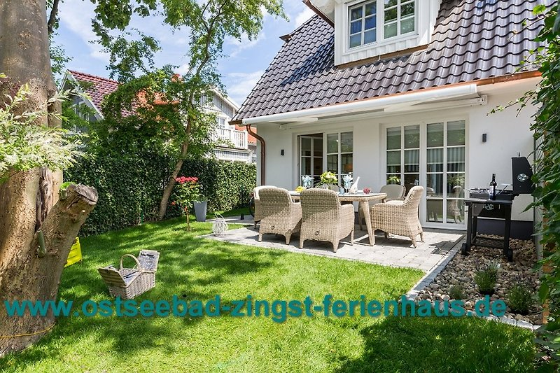 Garten u. Terrasse