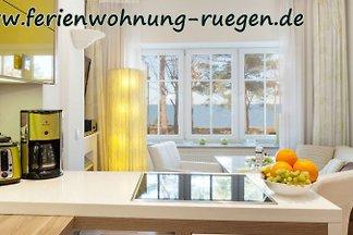 Vakantie-appartement in Binz