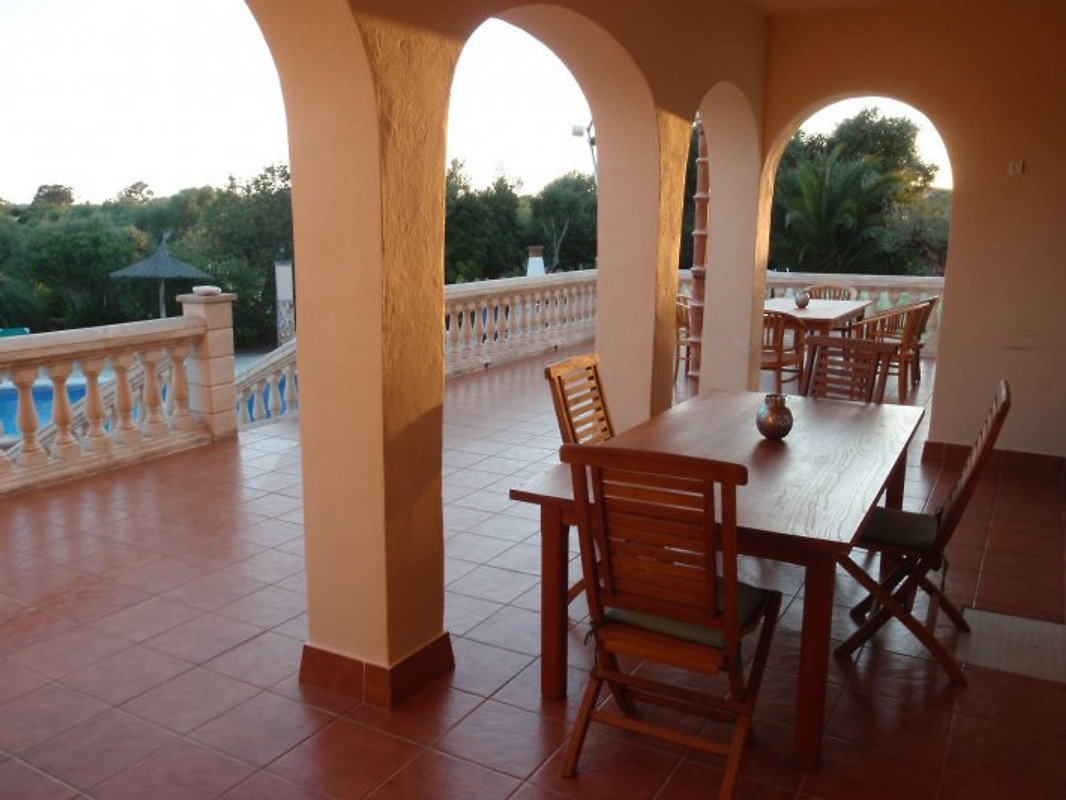 Appartements en villa avec piscine h bergement cala for Appartement a louer a sidi bouzid avec piscine