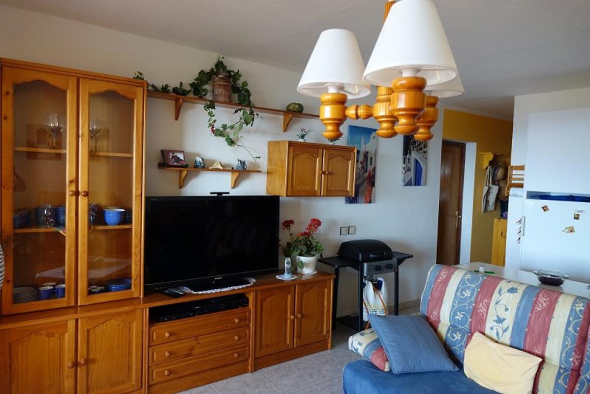 ferienwohnung mit meerblick ferienwohnung in playa de santa ines mieten. Black Bedroom Furniture Sets. Home Design Ideas