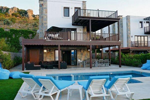 villa Melegim mit priv. pool Bodrum in Gündogan - Bild 1