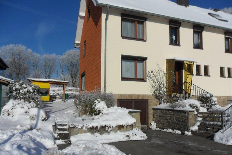 Ferienhaus Winter 2017
