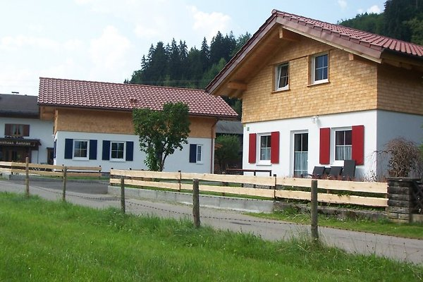 Casa de vacaciones en Fischen - imágen 1