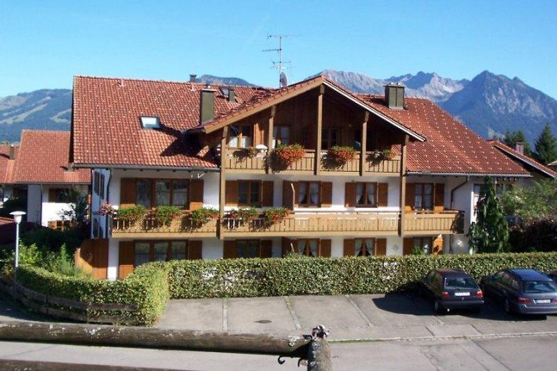 Ferienhaus Bergidyll