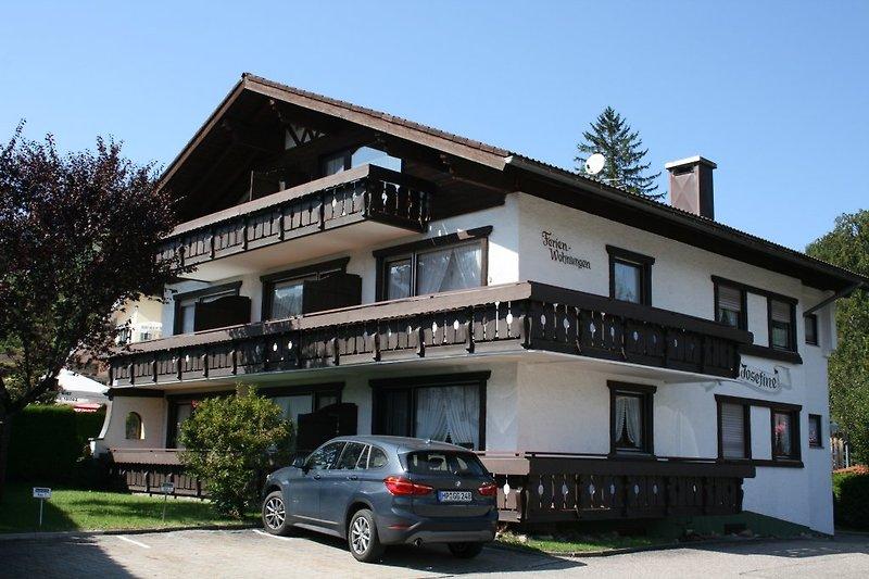 Haus Josefine mit Ferienwohnung Akelei