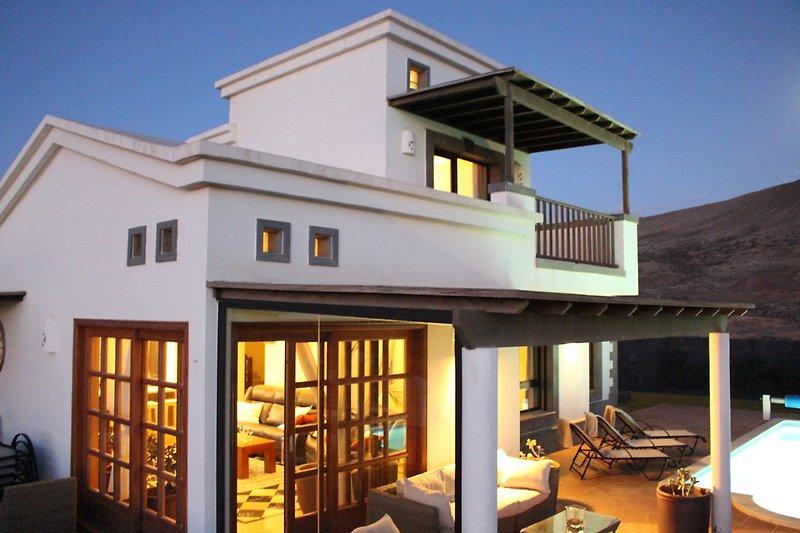 wunderschöne Villa