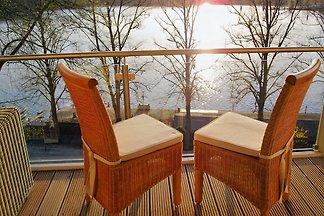 Luxus Dachgeschoß am Berliner See