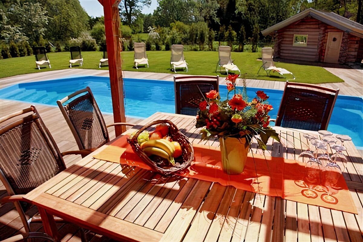 Luxus Villa Mit Pool Nahe Berlin