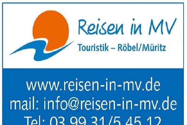 """<span style=""""font-size:smaller;"""">Firma Reisen in MV Touristik</span><br> Frau Pipin"""