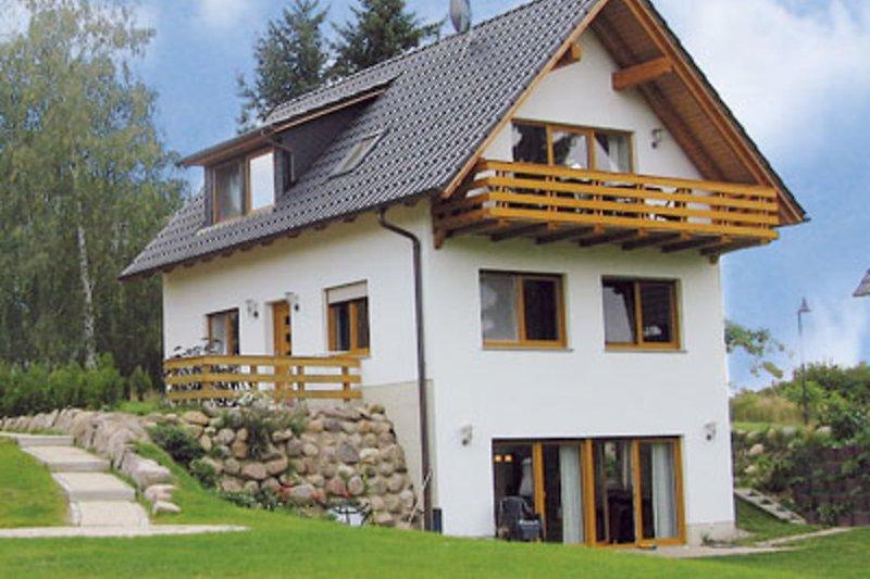 traumhaftes Ferienhaus in Röbel/Müritz