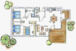 Ferienhaus an der Müritz E1