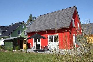 K 77 - 5 Sterne Ferienhaus mit Sauna, grossem...