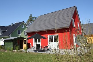 Ferienhaus an der Müritz K 77
