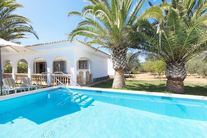 Fincaurlaub nahe Cala Millor