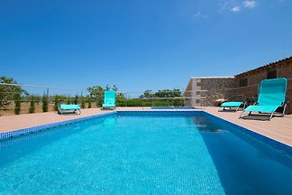Holiday home relaxing holiday Santa Margalida