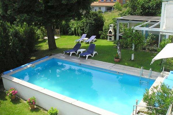Top lage mit pool garten fitness ferienwohnung in for Garten pool wanne