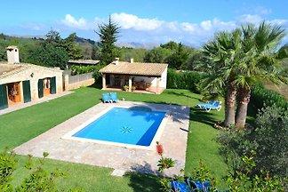 041 Pollensa Finca Mallorca privé