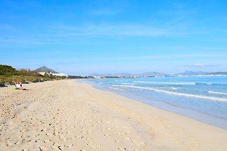Holiday flat family holiday Playa de Muro