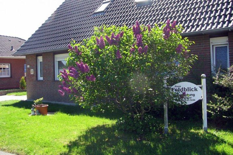 Haus Feldblick sagt: Herzlich Willkommen