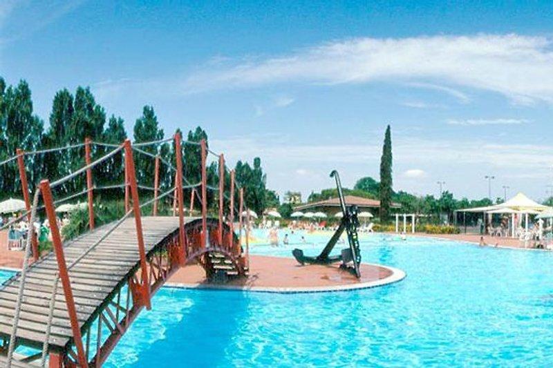Ferienpark Village San Francesco - Mobilehome... in Desenzano - Bild 2