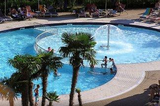 Ferienanlage A Mare - Wohnung Trilo Pool I6...