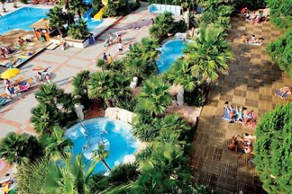 The family-friendly property is located in the great four-star resort Porto Felice Eraclea Mare.